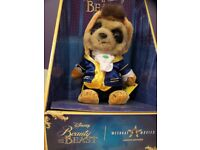 Meerkat Beauty and the Beast Oleg Toy BNIB Disney