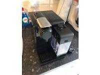 Nespresso Lattissima Touch Coffee Machine - Glam Black