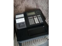 Casio SE-G1 electronic cash register - practically brand new