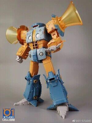 Pre-order Transformers 01-STDUIO CELL Planet Unicron aka ZV-02 Core Star toy