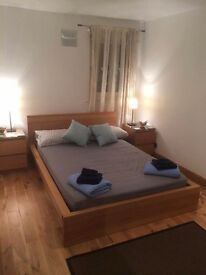 Modern Twin or Double Room in Chiswick Park, ALL Bills Included (£200 per week) (£800 every 4 weeks)