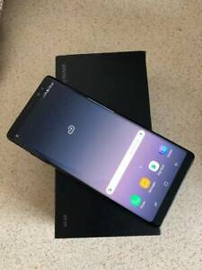 Samsung Galaxy Note 8 Black 64GB AS NEW Condition