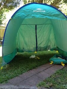 Three pop up instant beach shelter/ tent Coogee Eastern Suburbs Preview