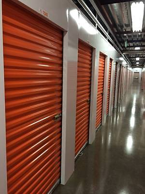 Durosteel Janus 6x7 Metal Roll-up Door 650 Storage Series Hardware Direct