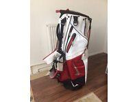 Nike 2015 Air Hybrid Stand Golf Bag
