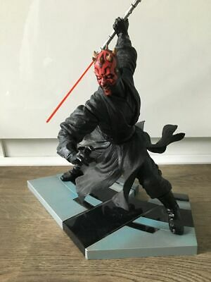 Kotobukiya Darth Maul 1/7 Scale ArtFX Snap Fit Kit Rare With Box
