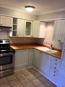 2 bedroom unit with laundry, parking, internet and tv