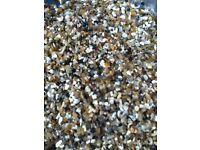 24kg of fish tank gravel