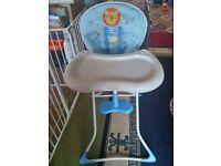 Graco highchair