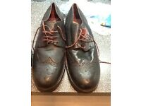 Mens casual shoes size 14