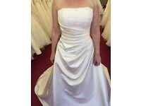Wedding dress Hilary Morgan