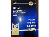 ks2 complete sats papers cgp