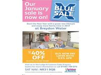 CHEAP Static Caravans For Sale In Great Yarmouth - BLUECROSS SALE - Upto 40% off