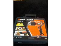 Black and decker heatgun x2