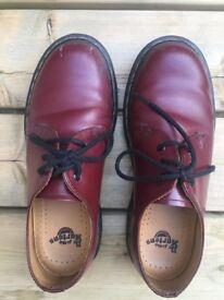 Dr Martens 1461 Cherry UK4
