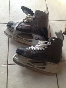 Men's Easton Skates, Synergy Magnum Sz 7