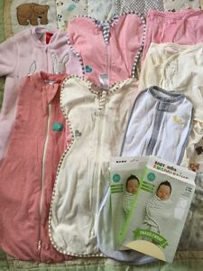 Baby sleep suit/swaddles Nunawading Whitehorse Area Preview