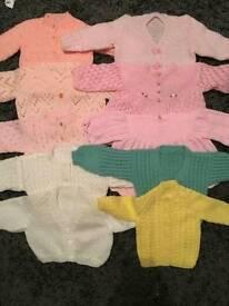 Baby woolen jumpers