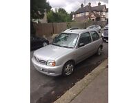 Nissan Micra 1.0 2001 Only 1 Owner From New 68,00 Miles Full Service History Drives Lovely