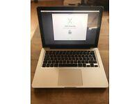 "Apple MacBook Pro 13.3"" Laptop 2009 Core 2 Duo 2GB RAM 160GB HDD"