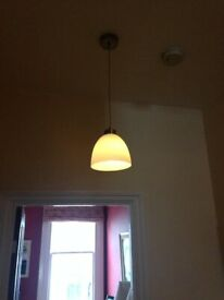2 Ceiling Lamps
