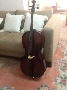 St Antonio cello 1/2 size West Beach West Torrens Area Preview
