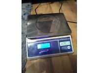 commercial kitchen weighing scales