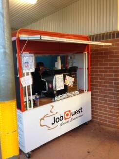 Coffee Cart For Sale Girraween Parramatta Area Preview