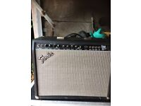 Fender 1x12 two channel Guitar combo amp