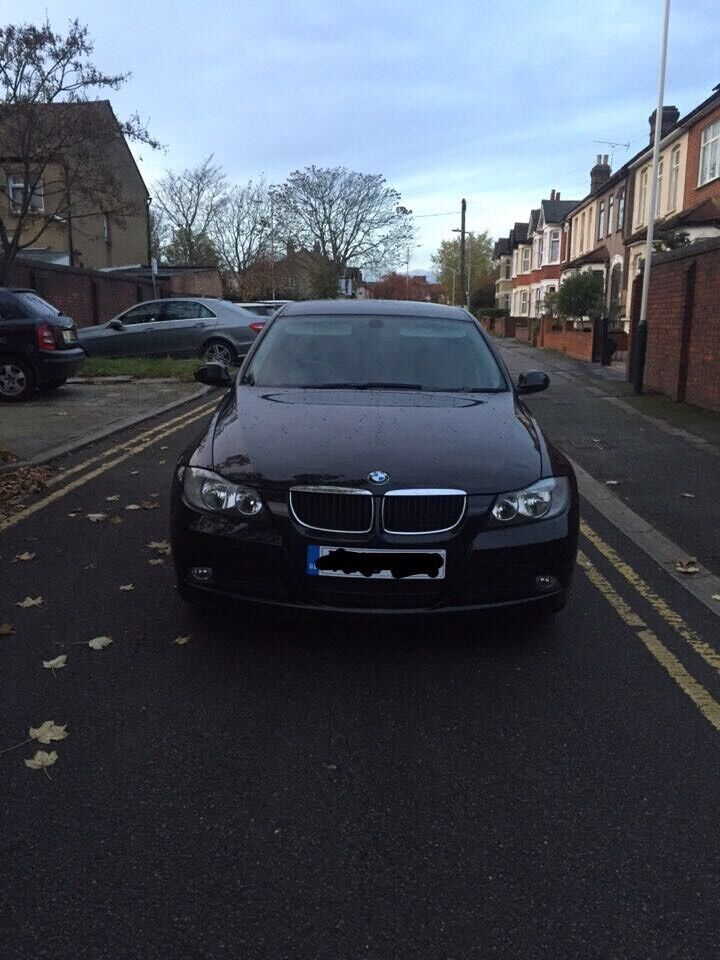 ** BMW 320d 57 model black manual for sale **