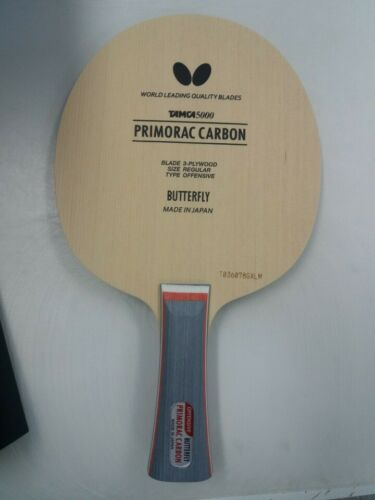 Butterfly Primorac Carbon Blade Table Tennis , Ping Pong Racket
