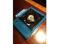 Brand New Portable Gas Stove by Halfords