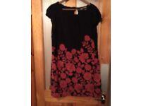 2 size 18 ladies summer dresses