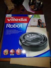 Vileda Robot Vacuum Cleaner
