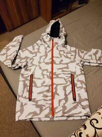 Waterproof Windproof Softshell Jacket Size Small