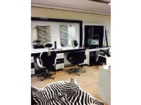 Self employed hair stylists &a beauticians wanted