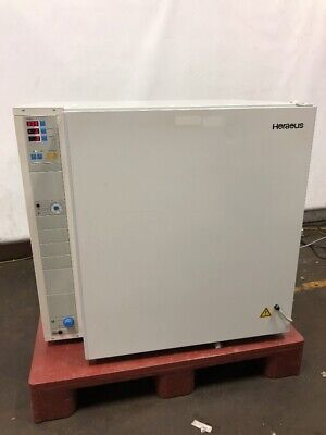 Heraeus Kendro Bb 6220 Air Jacketed Co2 Incubator Oven