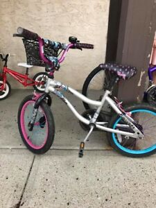 Monster High bike 18""