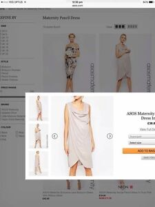 ASOS Maternity dress - size 8 Canning Vale Canning Area Preview