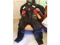 Motorbike leather euro style 52