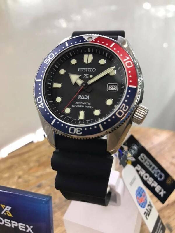 Latest nEW Seiko Prospex PADI Mens Diver's SPB087J1/SBDC071