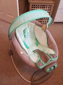 Mother Care Comfort and Harmony Bouncer