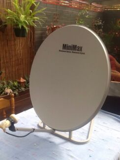 Portable satellite dish Semaphore Port Adelaide Area Preview
