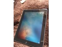 iPad 3 64GB Wifi Black Works great inc charger and genuine apple smart case vgc