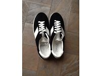 Brand new Topshop shoes black and white tag still on uk size 6