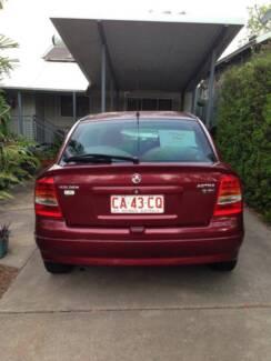 2000 Holden Astra Hatchback Palmerston Gungahlin Area Preview