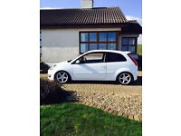 Ford Fiesta Zetec s (sport, golf, civic)