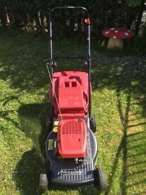Mountfield petrol lawn mowers lawnmower serviced