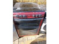 NEW WORLD 60cm ELECTRIC COOKER, NEW MODEL , CHROME DESIGN,EXCELLENT CONDITION, 4 MONTHS WARRANTY