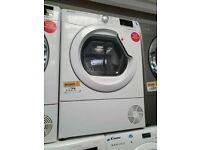 Hoover Condenser Tumble Dryer *Ex-Display* (9kg) (12 Month Warranty)